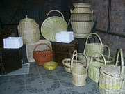 Изготовление плетеных изделий,  корзины короба и многое др.