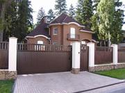 Все виды ворот (откатные,  гаражные,  распашные) роллеты калитки и др.