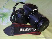 Фотоаппарат Canon EOS 600D kit (EF-S 18-55 IS II) полный комплект