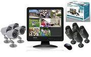 Видеонаблюдение,  видеодомофоны,  системы контроля доступа