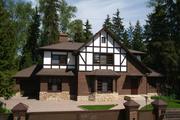 Строительство домов,  коттеджей и дачных домиков от 165 у.е. м2