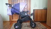 Универсальная коляска Quipolo Cruze (2 в 1)
