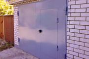 Ворота секционные в гараж