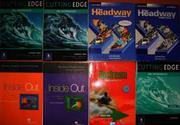 Продаются учебники по английскому языку (б.у.)